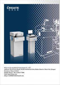 Máy phân tích vật liệu CX-9800