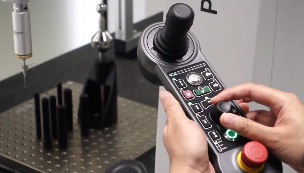 Điều khiển kim đo máy đo CMM