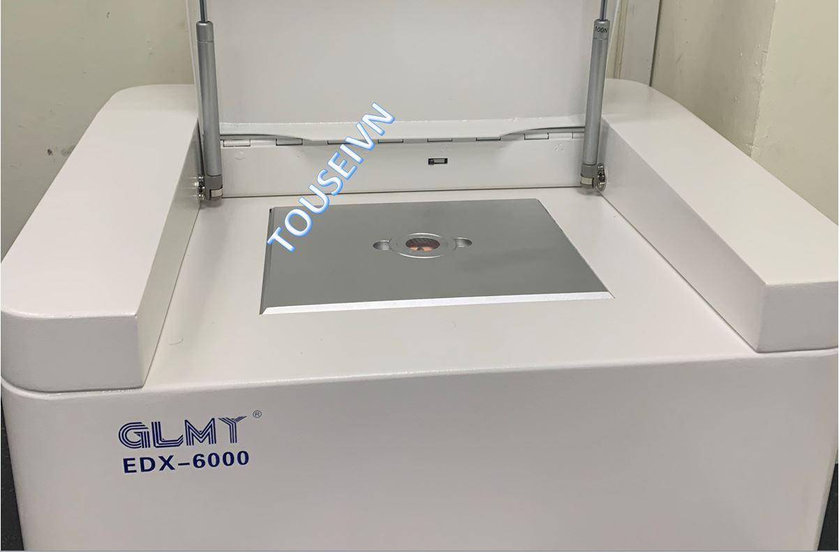 Máy phân tích huỳnh quang tia X ( EDX-6000 XRF analyzer) của GLMY