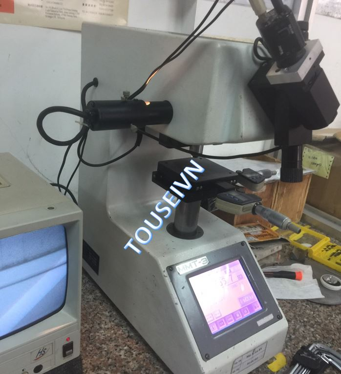 Bán – Hiệu chuẩn – Sửa máy đo độ cứng Rockwell