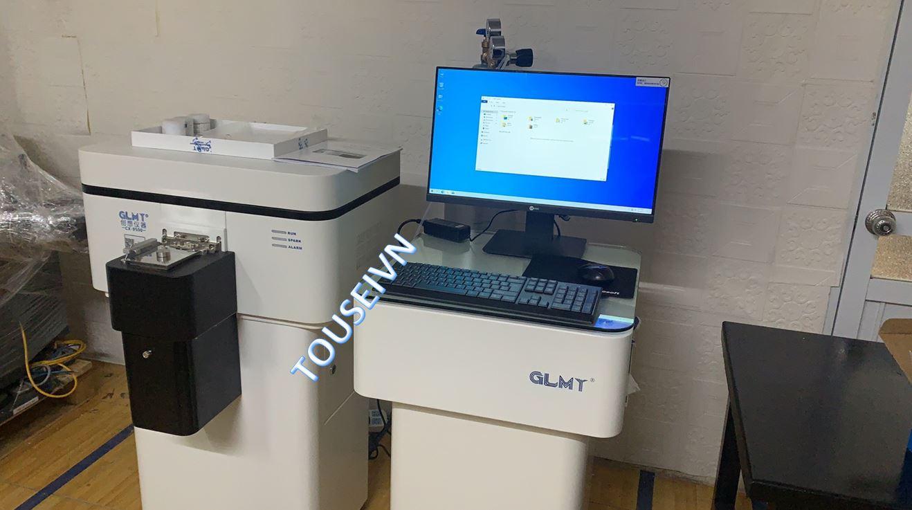 Đo thuê mẫu bằng máy phân tích quang phổ CX-9500