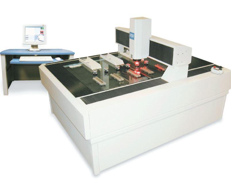 Máy đo 3D CMM Excel 5120 Microvu