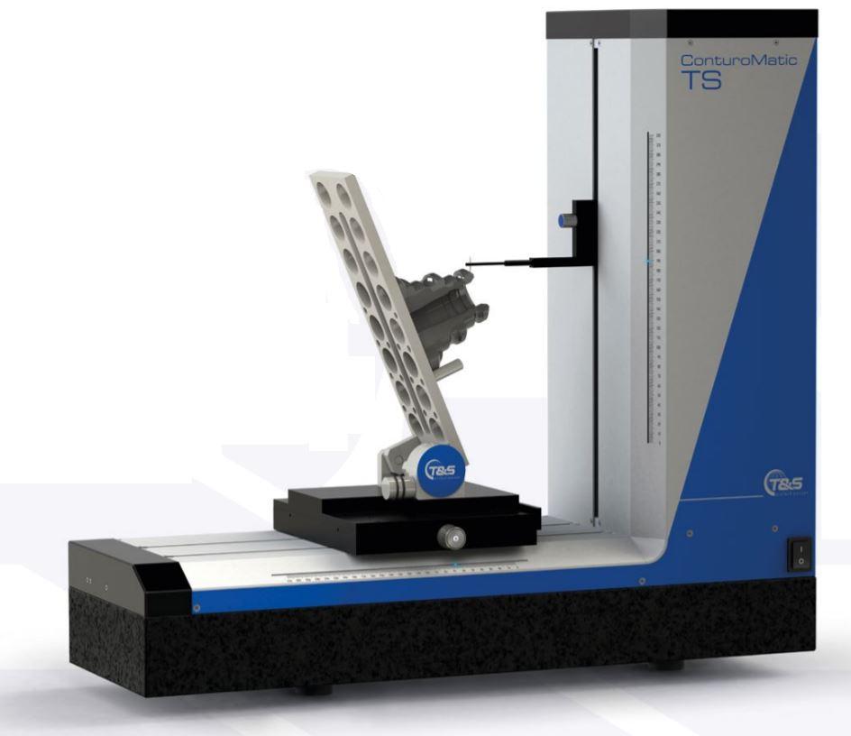 Bán mới – Hiệu chuẩn Máy đo biên dạng ConturoMatic TS