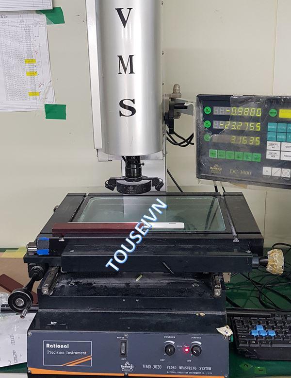 Sửa chữa - nâng cấp phần mềm máy đo VMS 3020 Rational