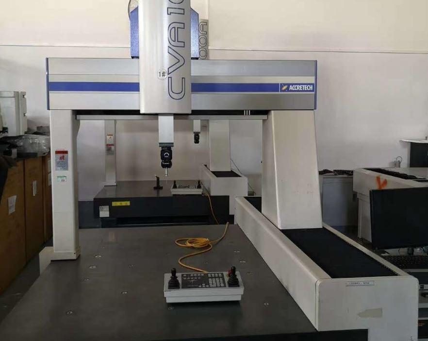 máy đo CMM CVA1000A bị lỗi trục
