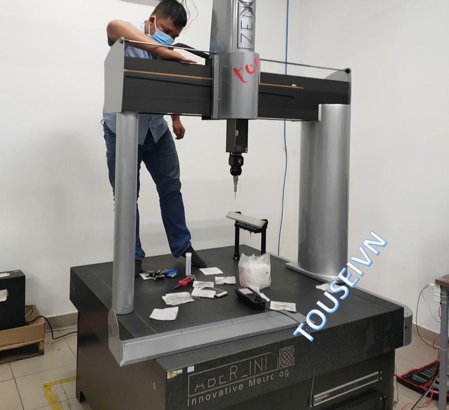 Bảo dưỡng – Hiệu chuẩn – Sửa chữa – Đào tạo sử dụng máy đo Zenith Too CMM