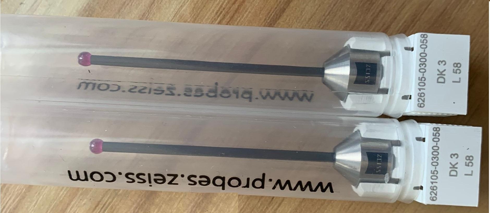 Cung cấp kim đo - styli 626115-0200-034 máy đo CMM Zeiss