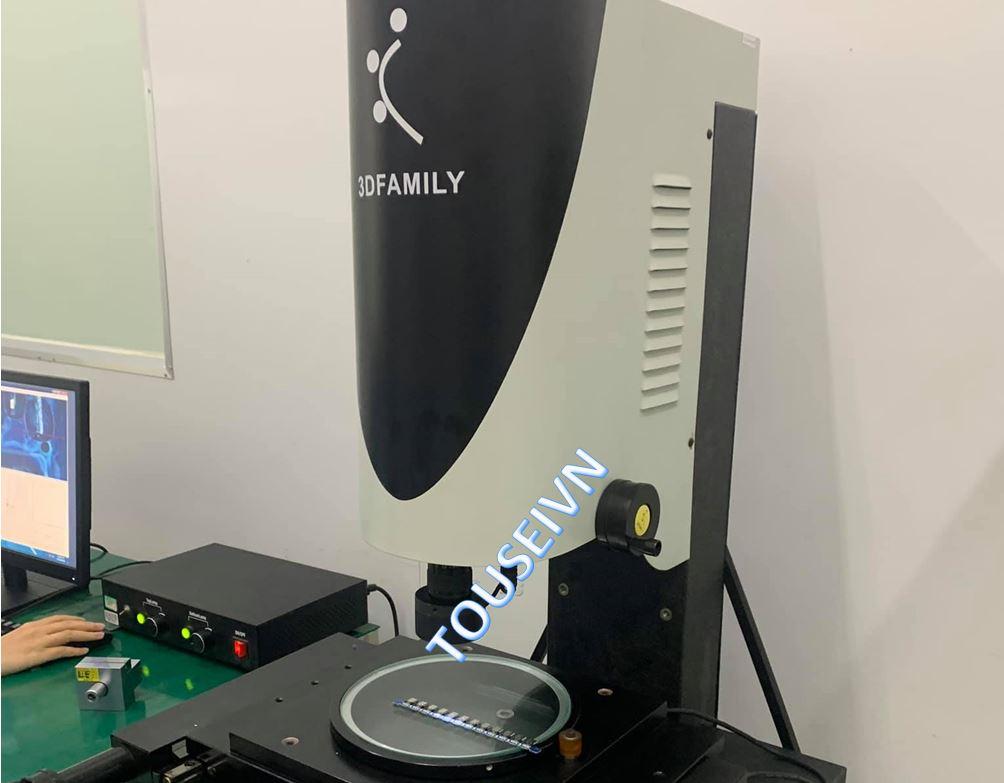 Cung cấp- Đào tạo – Hiệu chuẩn – Sửa chữa máy đo 2D 3DFamily VML250/ VML250P