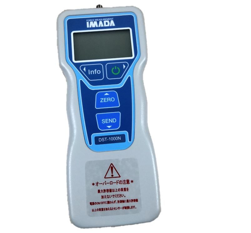 Thiết bị đo lực kéo nén IMADA dòng DST và DSV