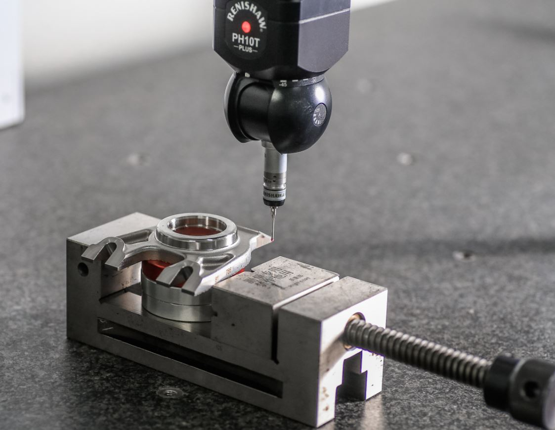 Đầu đo PH10T Plus - Probe head Renishaw cho máy đo CMM