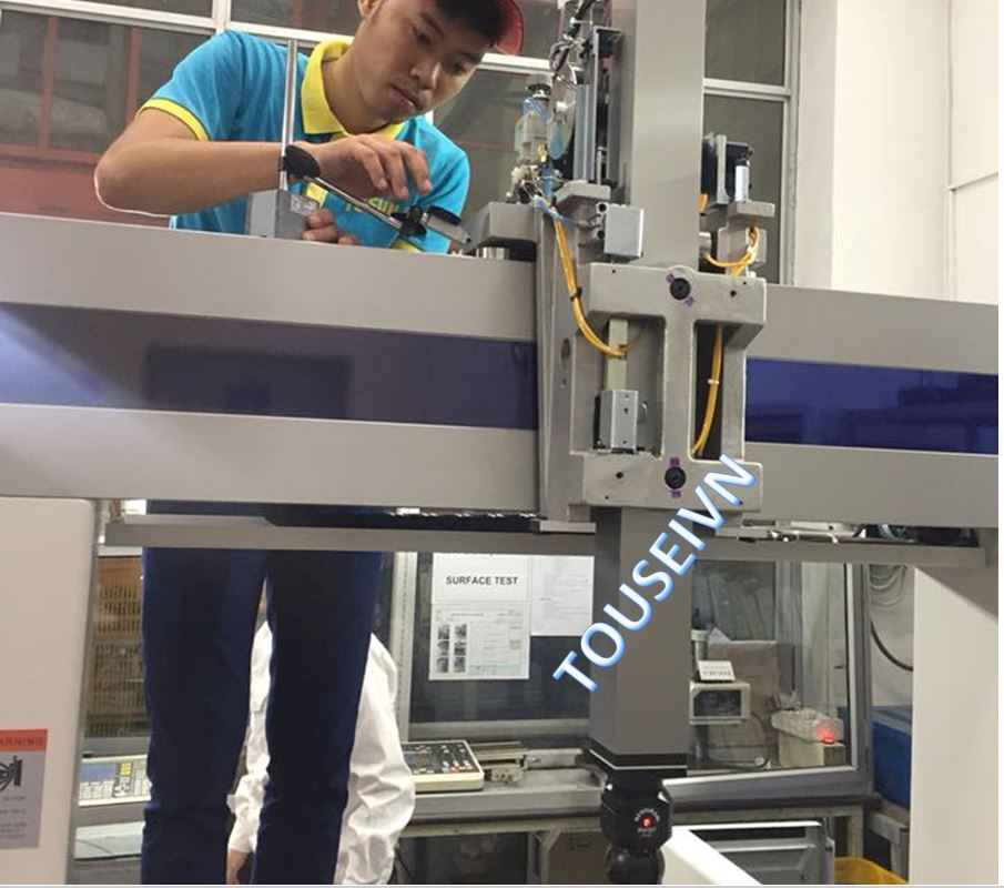 Di dời - Lắp đặt - Sửa chữa - Hiệu chuẩn - Đào tạo máy đo tọa độ CMM Accretech