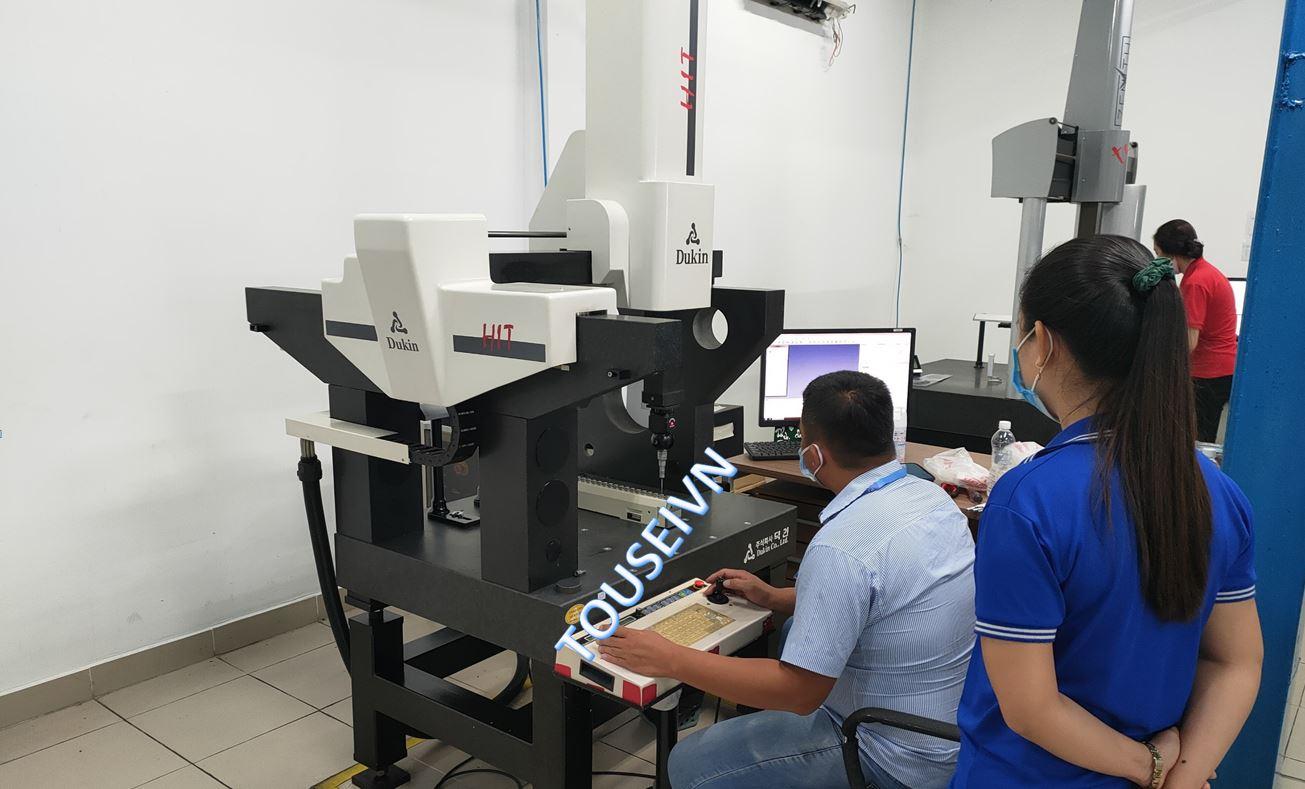 Bảo dưỡng – Sửa chữa – Hiệu chuẩn – Đào tạo máy đo HIT CMM Dukin