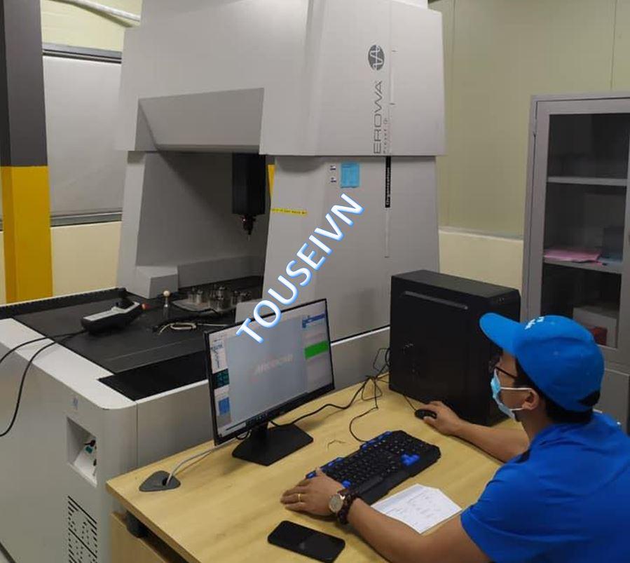 Hiệu chuẩn – Sửa chữa lỗi máy đo EROWA CMM Qi