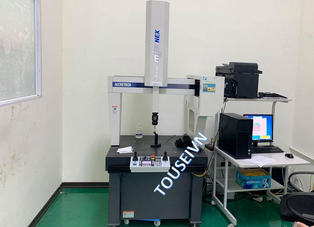 Lắp đặt - Sửa chữa - Bảo dưỡng - Hiệu chuẩn - Đào tạo sử dụng máy đo CMM