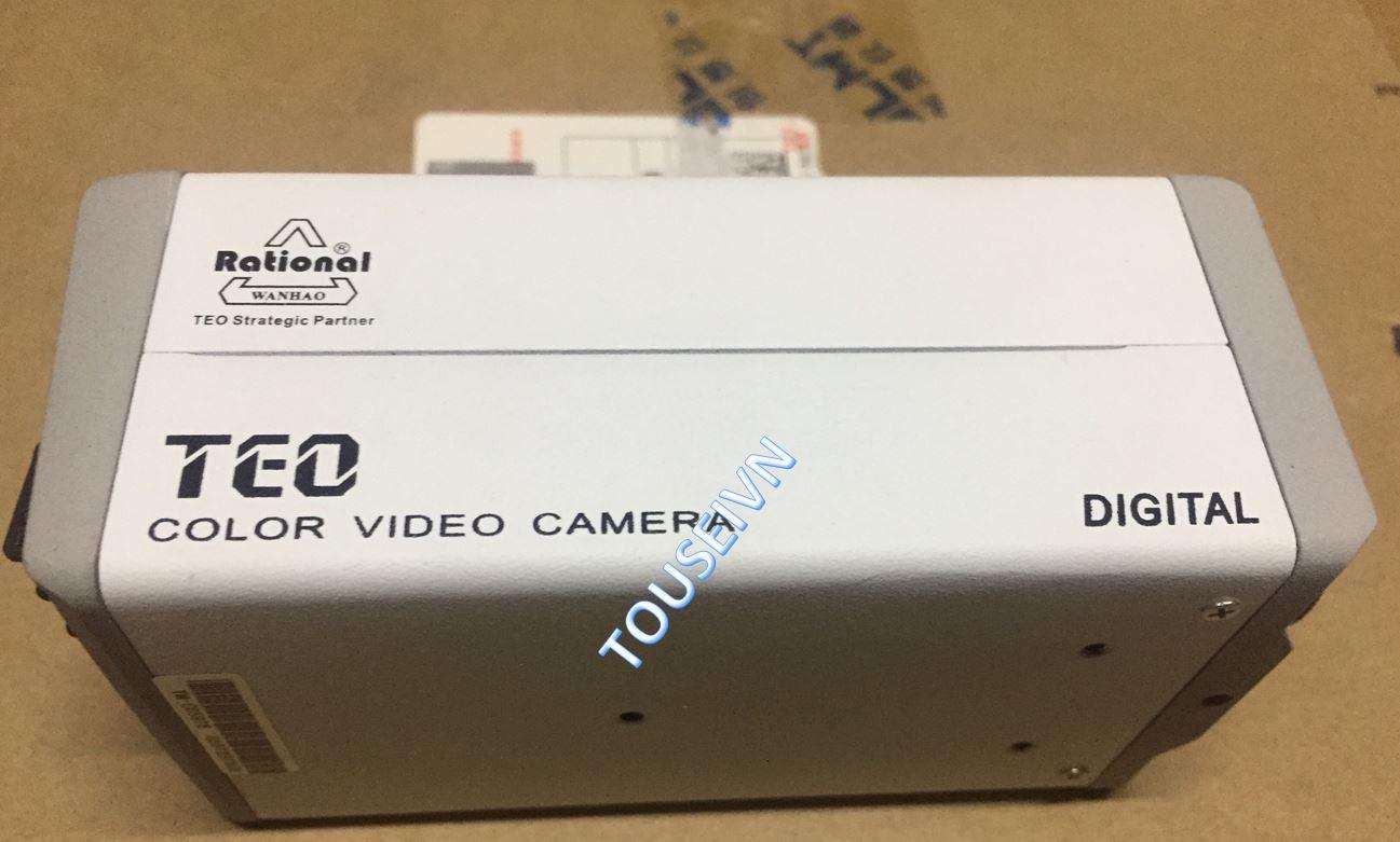 Thiết bị Color Video Camera kỹ thuật số TEO Rational TM-C6597E