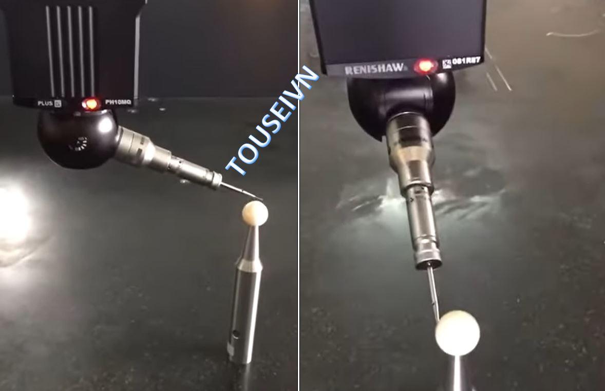 Touseivn Sửa chữa - thay mới đầu đo PH10MQ Plus Renishaw chất lượng