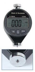Hiệu chuẩn máy đo độ cứng Durometer Shore A