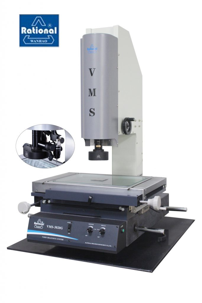 Máy đo 2D Rational VMS 2515G.