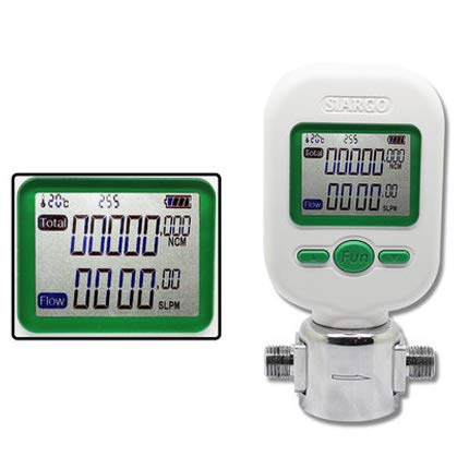 Đồng hồ đo lưu lượng khí nén