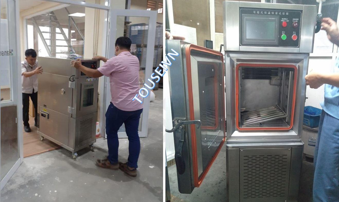 Bán - Lắp đặt - Hiệu chuẩn - Sửa chữa tủ nhiệt độ độ ẩm ( Temp - Humi testing chamber )