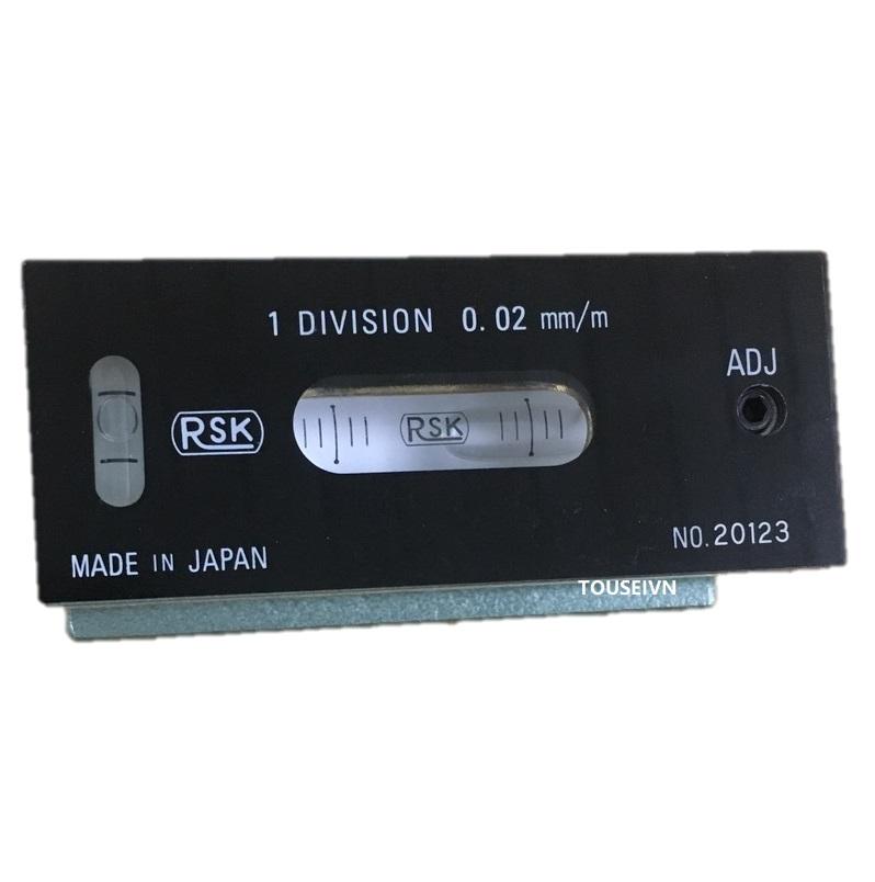 Thanh Nivo cân bằng RSK 542-1002 100mm / 0.02mm của Niigata