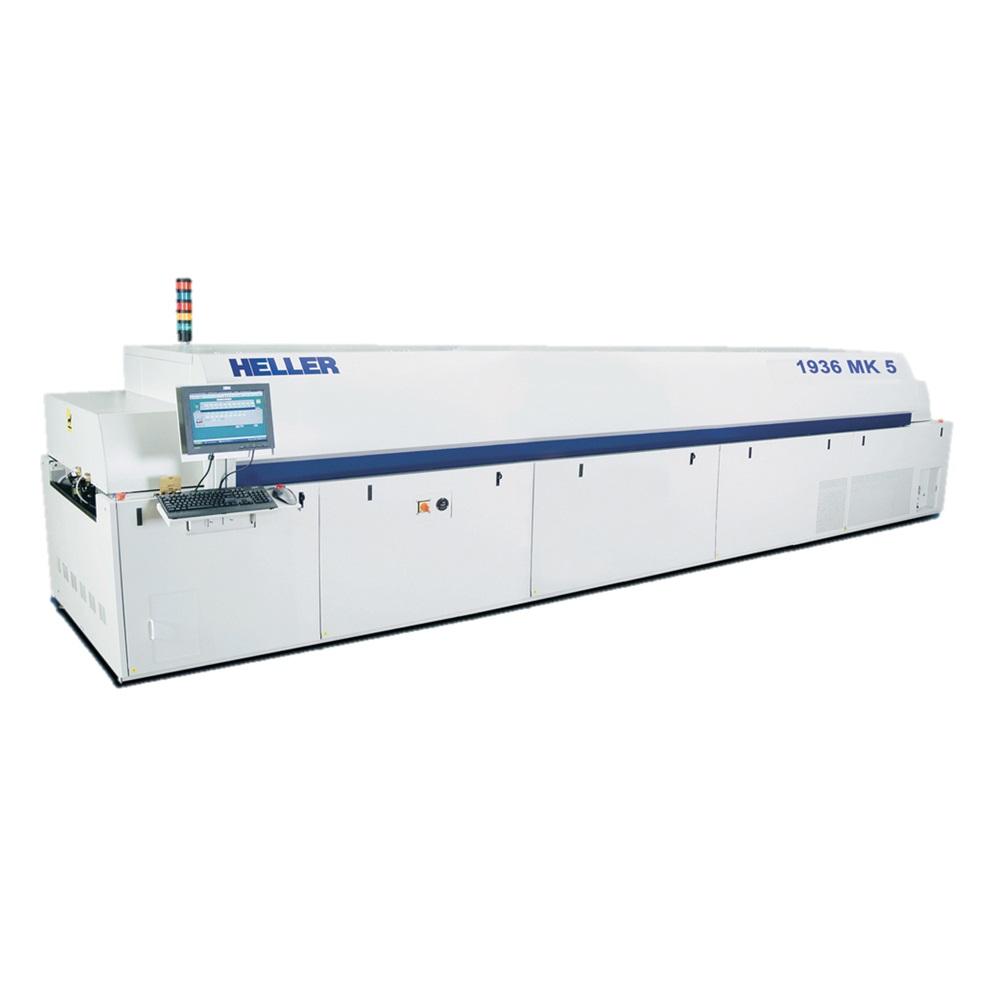 Bán mới Máy kiểm tra mạch điện tử Reflow Oven - MK 5 hãng Heller