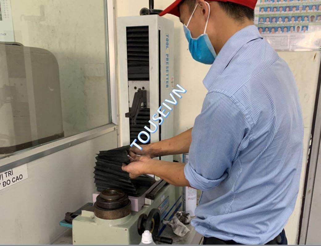 Bảo dưỡng - Hiệu chuẩn - Sửa chữa máy Tool Presstter Vertex