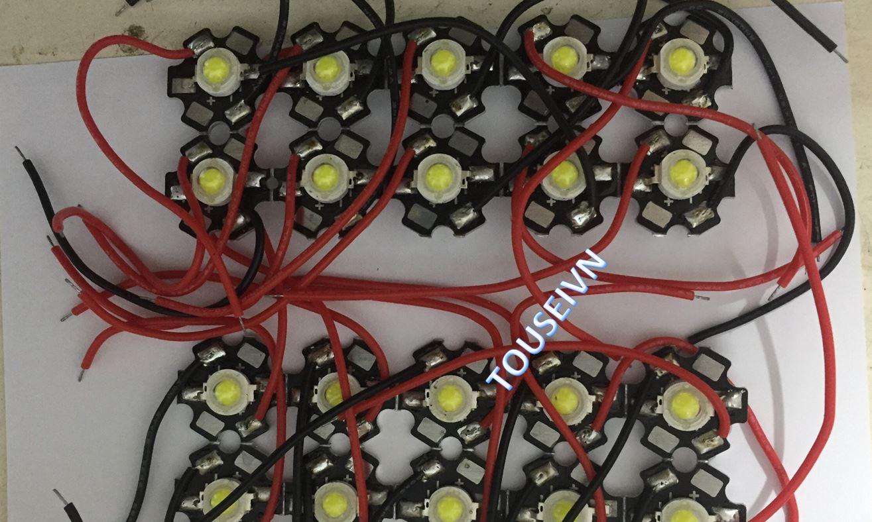 Đèn Led 5 hạt dùng cho máy đo 2D