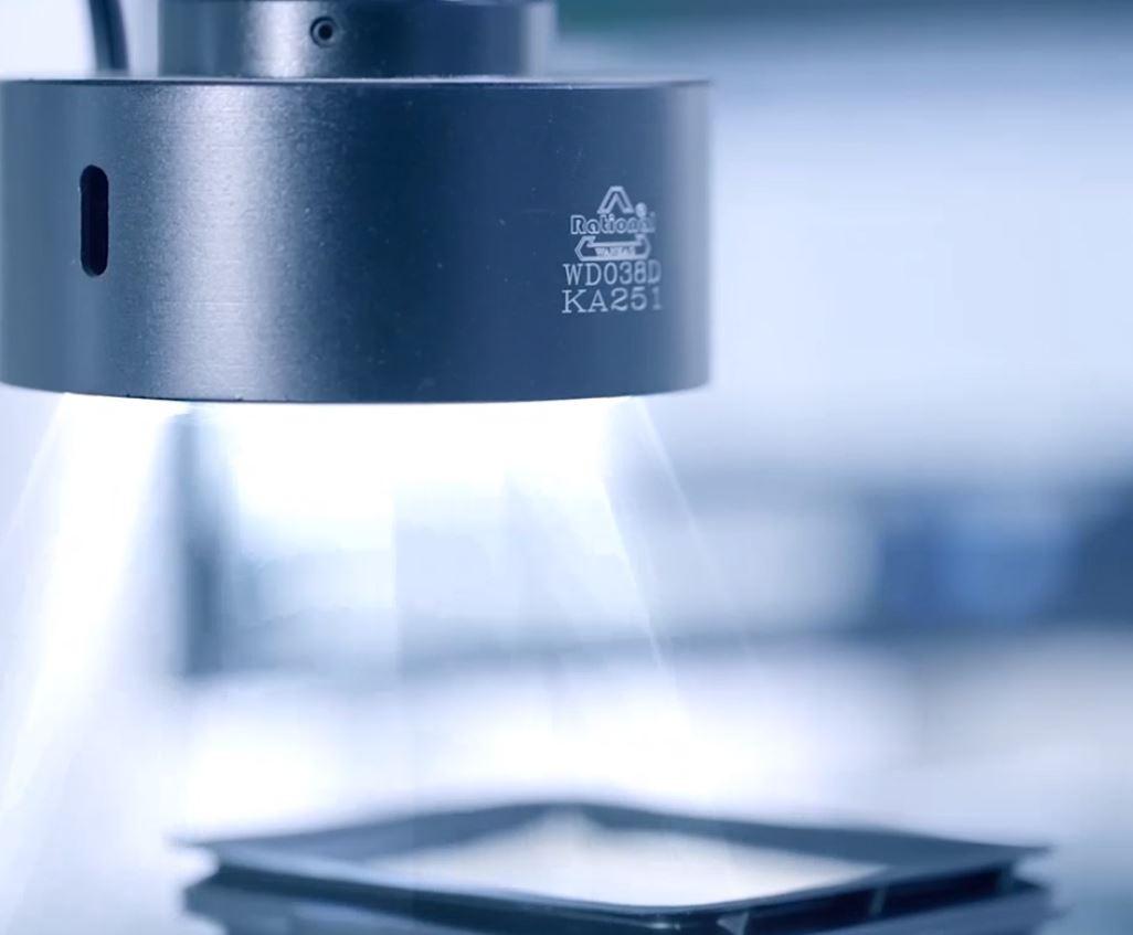 Đèn LED Rational WD038D dạng vòng cho máy đo 2D