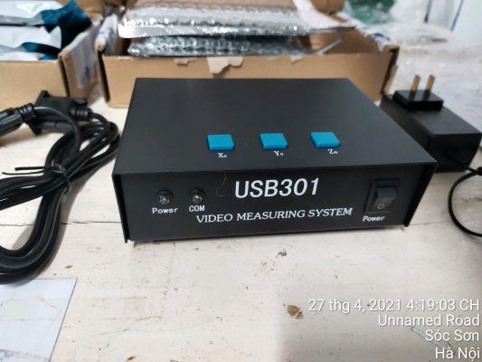 Bộ điều khiển Rational USB-301