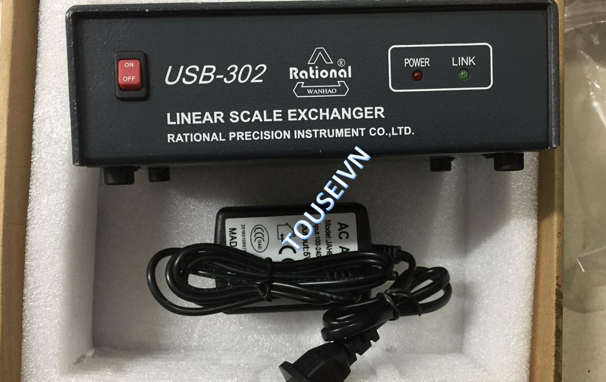 Bán mới, lắp đặt bộ chuyển đổi dữ liệu USB-302