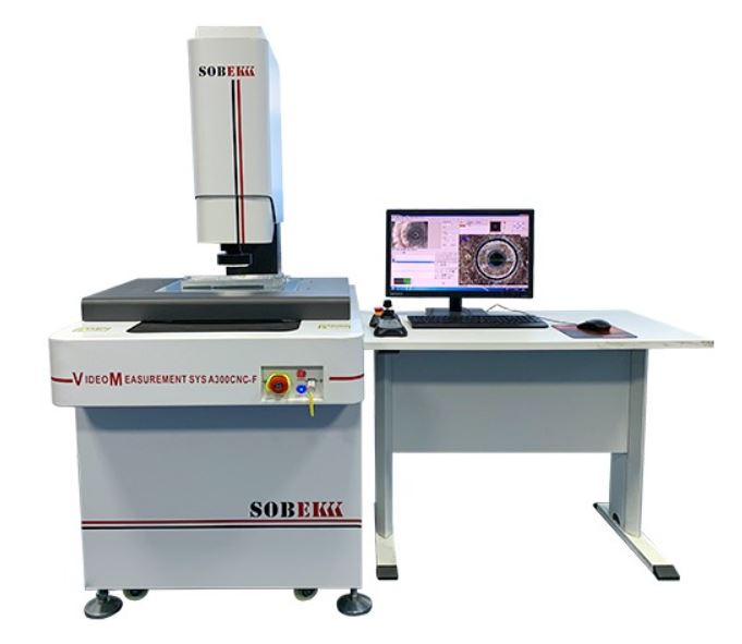 Bán mới máy đovideo tự độngdòng A300 CNC của Sobekk