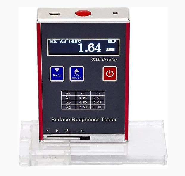 Hiệu chuẩn – Bán mới máy đo độ nhám bề mặt cầm tay Leeb451