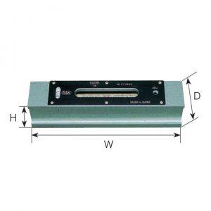 Nivo lắp máy thanh RSK 542-1002