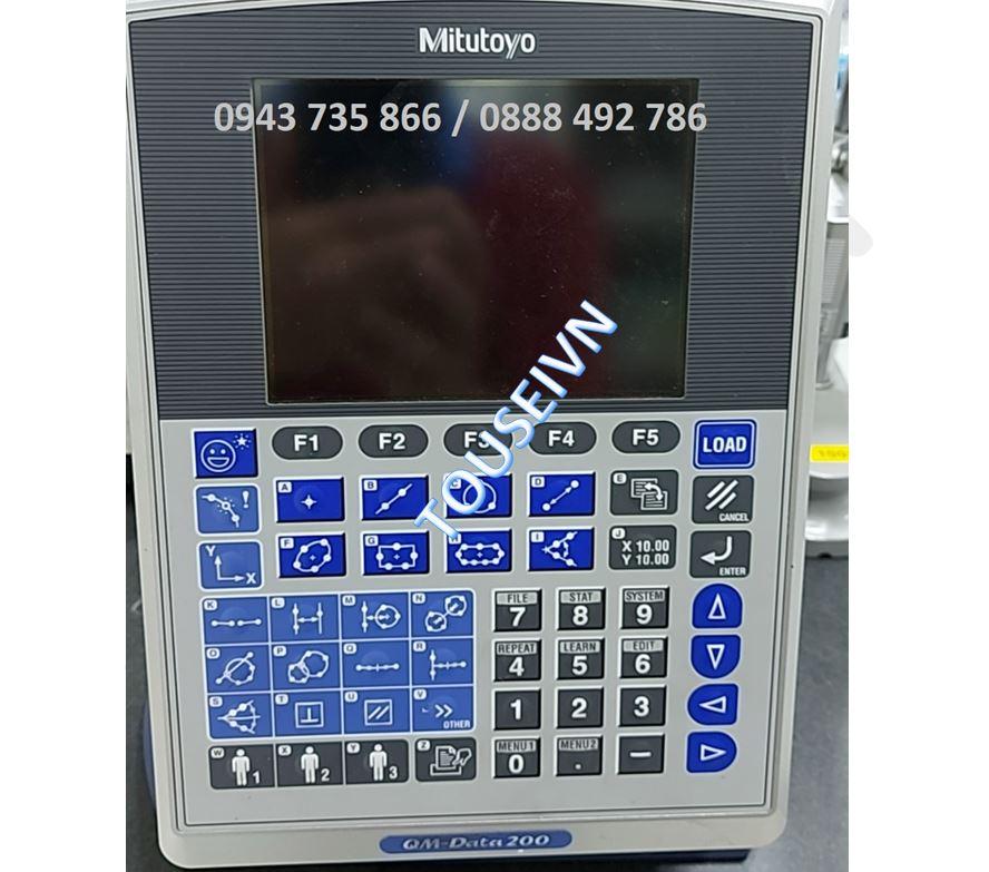 Bộ xử lý điều khiển QM-DATA200 Mitutoyo