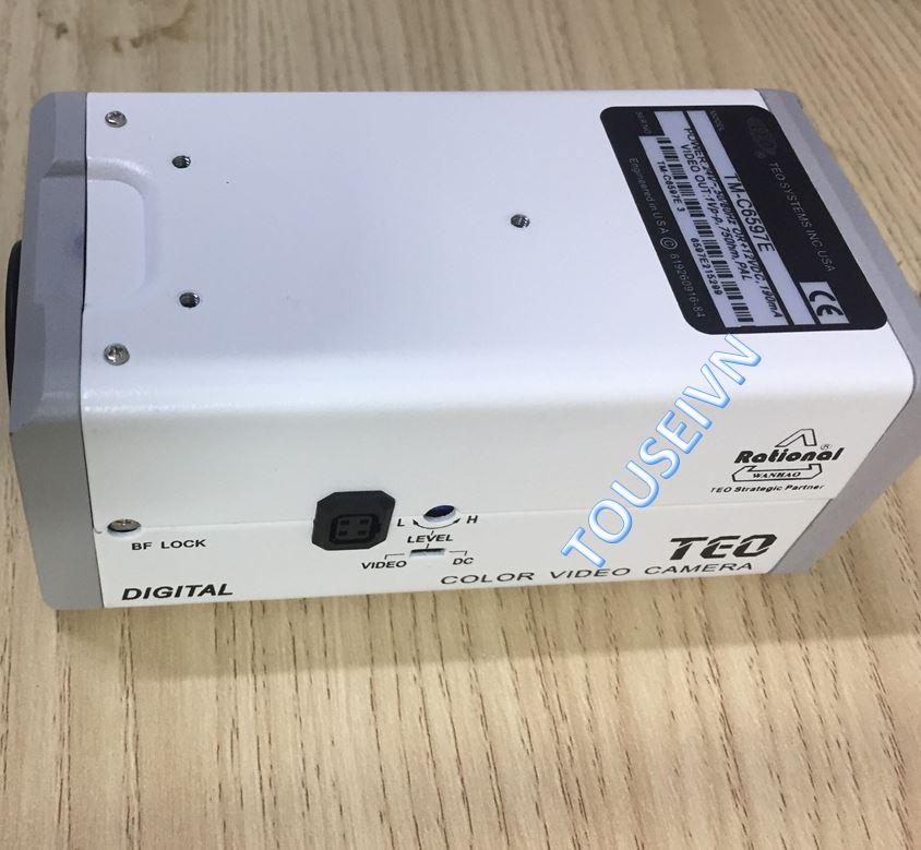 Camera máy đo tọa độ bằng hình ảnh 2D Rational TM-C6597E
