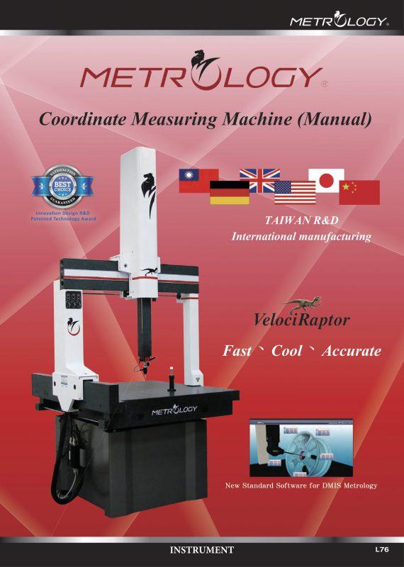 Máy đo 3D thủ công Metrology